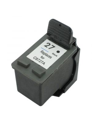 HP 27 (C8727AE) noir (KHL marque) HP27XLC8727AE-KHL