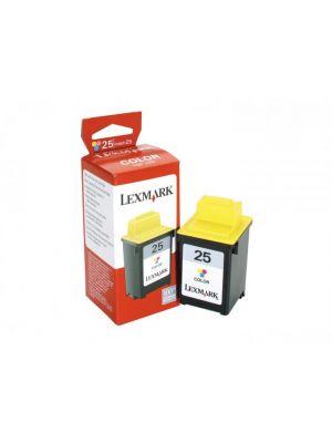 Lexmark 25 (15M0125) cartouche couleur (original)   lex25